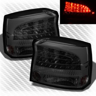 Dodge Charger Smoked LED Tail Lights