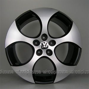 "18"" Volkswagen Beetle Golf GTI Jetta Passat Rims Wheels Tires Package 5x100"