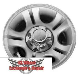 Ford Mazda Ranger B 2300 Factory Wheel Rim 3431 Machined Silver 2000 2001 2002 2