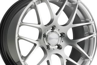 "20"" Ford Mustang GT Shelby GT500 M310 Concave Silver Staggered Wheels Rims"