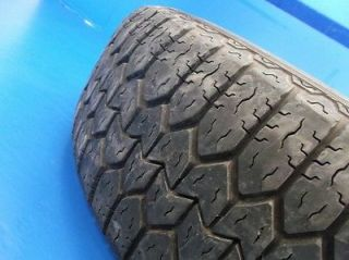 BMW E12 5 Series Spare Wheel and Tire 195 70 14