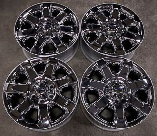 "Ford F150 Expedition 18"" Factory Chrome Wheels Rims 04 14 3785"