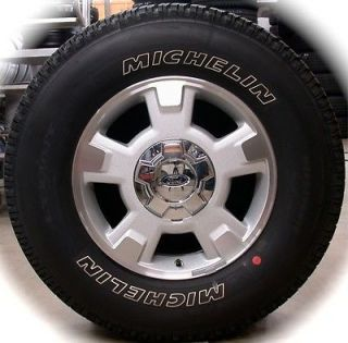 "Ford F150 F 150 17"" Factory Wheels Rims Michelin Tires 2004 13 Expedition"