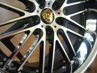 "19"" Porsche Wheels Tires 911 996 997 Carrera Turbo"