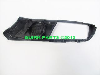 2005 Subaru Outback Legacy Front RH Passenger Door Speaker Cover Brand New