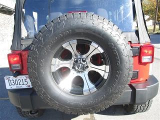 Jeep Wrangler Sport 2 Door Professionally Lifted Big Tires and Dick Cepek Wheels