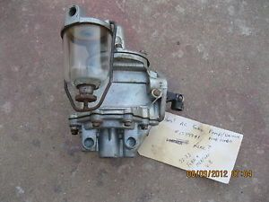 Fuel Pump 1951 1952 Ford Car Truck Mercury V8 Optional Equipment Vacuum Pump