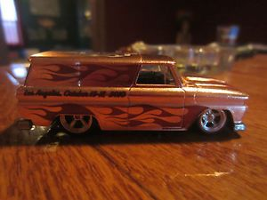 Hot Wheels Convention 64 GMC Panel Truck Finale Car
