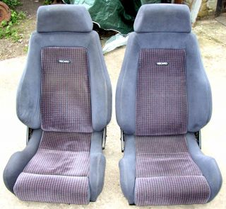 Protective Recaro Seat Cover Ford Fiesta RS Turbo