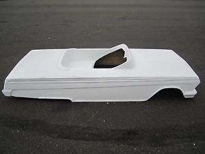 1962 Chevrolet Impala Pedal Car Hot Rod Stroller 1 4 Scale Fiberglass Body