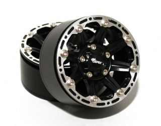 "RC4WD Dick Cepek Torque 1 55"" Internal Beadlock Wheels 4 RC4Z W0079"