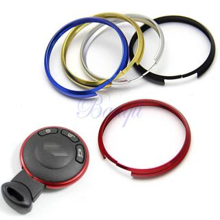Key Fob Replacement Trim Ring Fit Mini Cooper JCW 08 on R55 R56 R57 R58 R59 R60