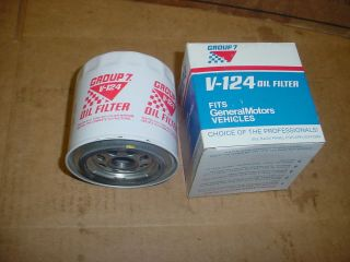 Oil Filter GMC GM Chevy AMC Car Truck Van Engine Part Filters B31