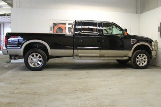 2010 Ford Super Duty F 350 King Ranch 4x4 SRW Crew Cab