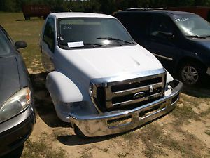 Ford F650 Truck Cab Front Hood Bumper 2012