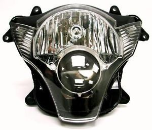 New Headlight Front Head Light Lamp Assembly for 2006 2007 Suzuki GSXR 600 750