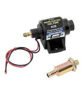 Small Micro Electric Fuel Transfer Pump Diesel Gasoline Car Truck SUV Farms Gas