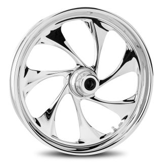 Harley Touring Chrome Front Wheel