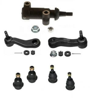 01 07 Silverado Sierra Hummer Yukon HD Ball Joints Idler Pitman Arm Bracket