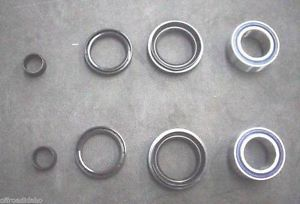 Front Wheel Bearings Honda ATV TRX350 FE FM Rancher 350