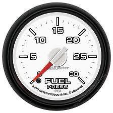 Autometer Dodge Fuel Pressure Gauge 8560 Dodge RAM Cummins Factory Match Gauges