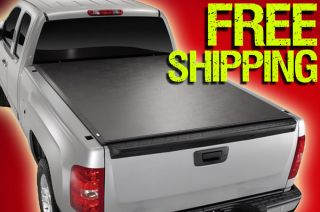 Truck Bed Accessories Lo Pro Qt Tonneau Cover 2009 2013 Dodge RAM Crew Cab 5'7""