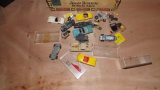 HO Aurora Atlas Slot Car Parts Bodies Chassie Vibrater Motor