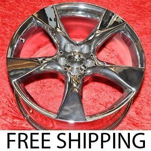 "Exchange Set of 4 New Chrome 19"" Mercedes Benz CLS550 Wheels Rims 85216"