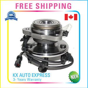 Front Wheel Hub Bearing Assembly Ford Explorer Sport Trac 2001 2005 515052