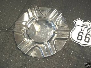 Symbolic Wheels Chrome Wheel Center Cap Part CAP610