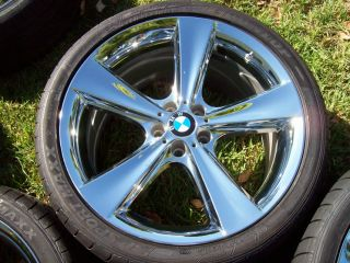 "21"" BMW 128 Chrome Wheels x5 x6 19 20 22 E53 E70 E71 4 8i 4 4i 4 6i X5M 3 0i"