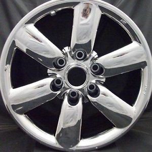 18'' Nissan Armada Titan Chrome Wheels Rims New 62493 No Exchange