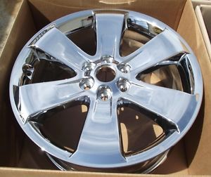 "2009 Kia Borrego 18"" Chrome Alloy Wheel Rim 18 inch Wheels Rims Borego"