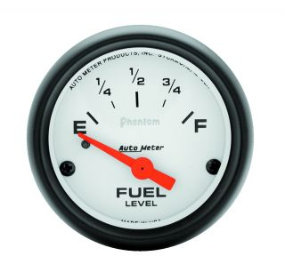 Auto Meter 5716 Phantom Electric Fuel Level Gauge
