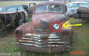 1948 Chevy Chevrolet Fleetmaster Style Rat Rod Project Sedan Parts Used 48