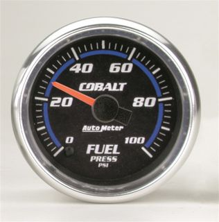 Auto Meter 6163 Cobalt Electric Fuel Pressure Gauge