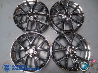 Four 04 11 Nissan Maxima Factory 19 Chrome Wheels Rims 62512 Altima Outright