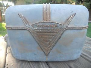 Vintage BF Goodrich Accessory Heater 1940s Hot Rod Rat Rod Antique Old Roadster