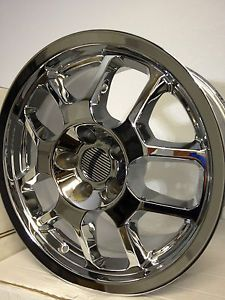 "17 inch Chrome Ford Mustang Factory OE Wheels Rims 17x9 5x4 5 1994 2004 17"" 24"