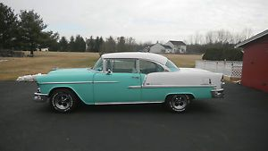 1955 Chevy Bel Air Sport Coupe Hardtop No Post All Original Parts Included