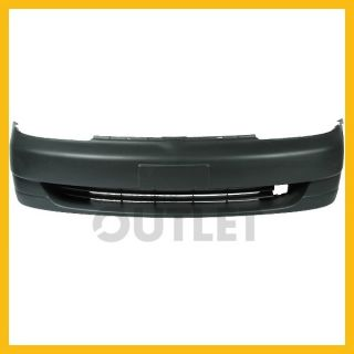 00 02 Toyota Echo Front Bumper Upper Lower Cover 1piece Assembly Wo Spoiler Hole