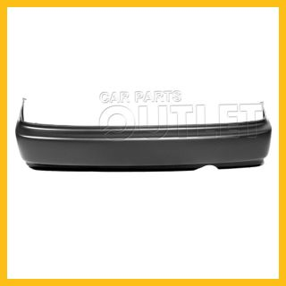 1995 1997 Toyota Avalon Rear Bumper Cover TO1100175 Primered Black Plastic New