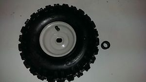 MTD Yard Machines Snowblower Snow Blower Thrower Steel Rim Wheel Tire 4 10 4
