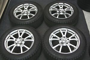 "Audi Q7 18"" Wheels Blizzak Winter Snow Tires"