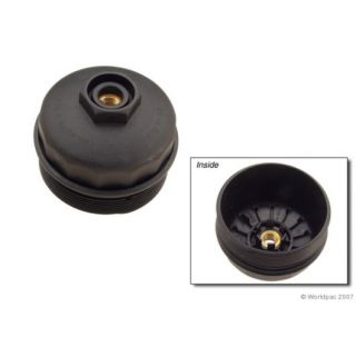 New OES Genuine Oil Filter Housing Cap VW Volkswagen Golf Jetta Passat