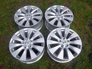 17 2013 Honda Accord Factory Wheels Rims 64047 Element CR V Acura RSX TSX