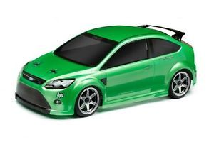 Ford Focus RS HPI Nitro RS4 RTR Custom Painted Nitro RC Car w Free Start Kit