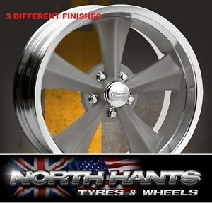 Rocket Racing Wheels Booster Hot Rod Custom Car Wheels Classic Muscle Alloys