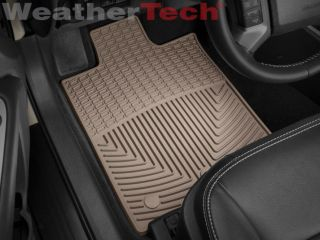 Weathertech® All Weather Floor Mats Ford Fusion 2010 2012 Tan