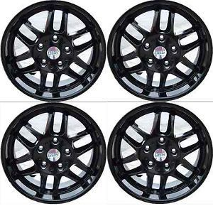 "20x9"" Black BBs Wheels Rims Fits 2007 2013 Toyota Tundra Set of 4 Brand New"
